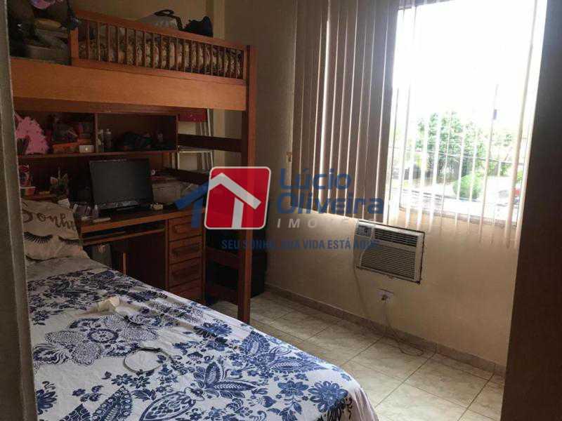 6-Quarto solteiro - Apartamento à venda Rua Ministro Ribeiro da Costa,Cordovil, Rio de Janeiro - R$ 200.000 - VPAP21224 - 7