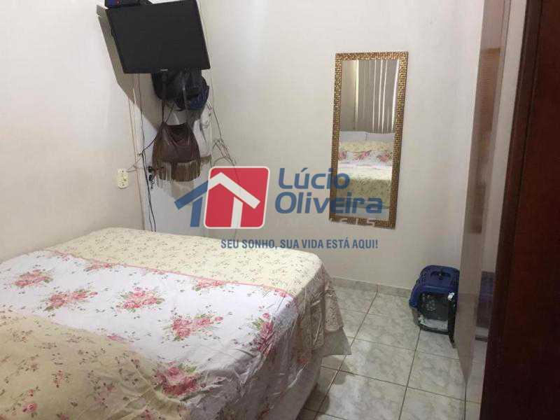 8-Quarto Casal - Apartamento à venda Rua Ministro Ribeiro da Costa,Cordovil, Rio de Janeiro - R$ 200.000 - VPAP21224 - 9
