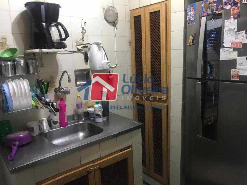 9-Cozinha - Apartamento à venda Rua Ministro Ribeiro da Costa,Cordovil, Rio de Janeiro - R$ 200.000 - VPAP21224 - 10