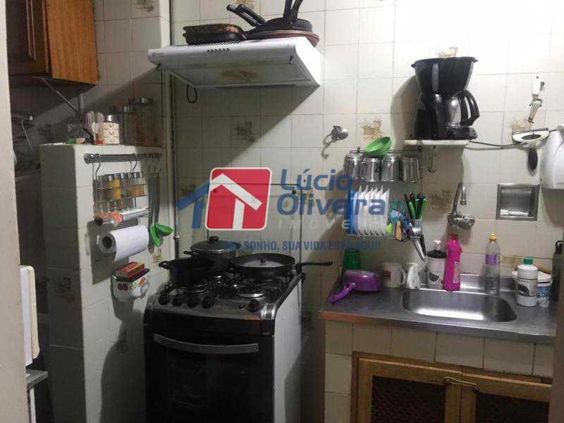 10-Cozinha.... - Apartamento à venda Rua Ministro Ribeiro da Costa,Cordovil, Rio de Janeiro - R$ 200.000 - VPAP21224 - 11