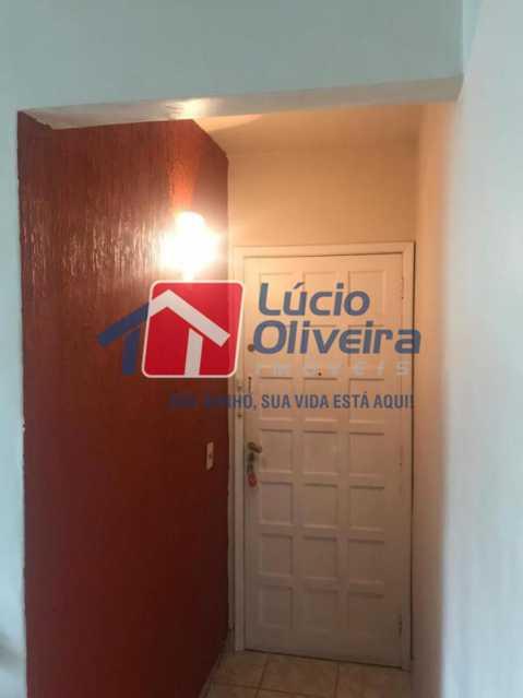 11-Entrada social - Apartamento à venda Rua Ministro Ribeiro da Costa,Cordovil, Rio de Janeiro - R$ 200.000 - VPAP21224 - 12