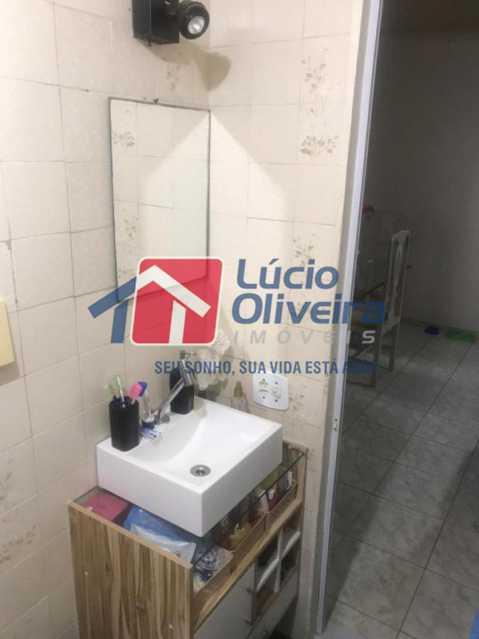 12-Banheiro social - Apartamento à venda Rua Ministro Ribeiro da Costa,Cordovil, Rio de Janeiro - R$ 200.000 - VPAP21224 - 13