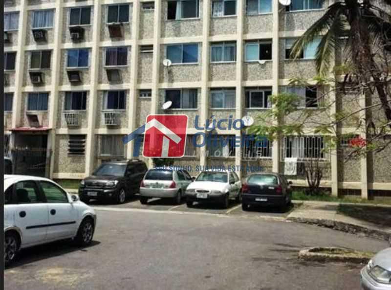 13-Garagem parqueamento - Apartamento à venda Rua Ministro Ribeiro da Costa,Cordovil, Rio de Janeiro - R$ 200.000 - VPAP21224 - 14