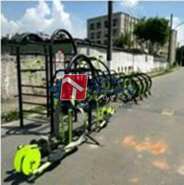 14-Bicicletario - Apartamento à venda Rua Ministro Ribeiro da Costa,Cordovil, Rio de Janeiro - R$ 200.000 - VPAP21224 - 15