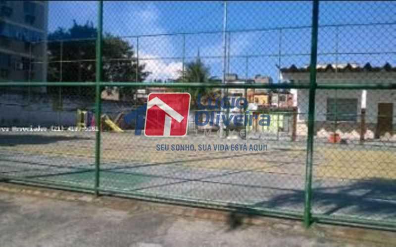 15-Quadra esportes - Apartamento à venda Rua Ministro Ribeiro da Costa,Cordovil, Rio de Janeiro - R$ 200.000 - VPAP21224 - 16