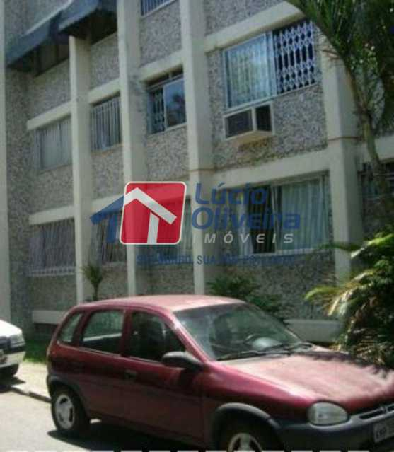 16-Frente Predio - Apartamento à venda Rua Ministro Ribeiro da Costa,Cordovil, Rio de Janeiro - R$ 200.000 - VPAP21224 - 17