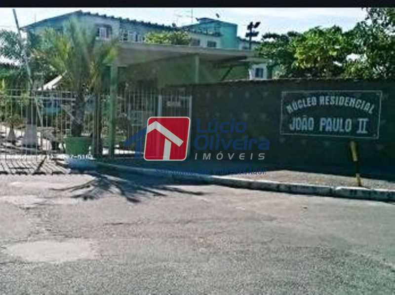 17-Entrada condominio - Apartamento à venda Rua Ministro Ribeiro da Costa,Cordovil, Rio de Janeiro - R$ 200.000 - VPAP21224 - 18