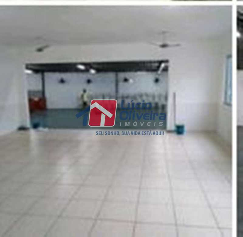 18-Salão de festas - Apartamento à venda Rua Ministro Ribeiro da Costa,Cordovil, Rio de Janeiro - R$ 200.000 - VPAP21224 - 19