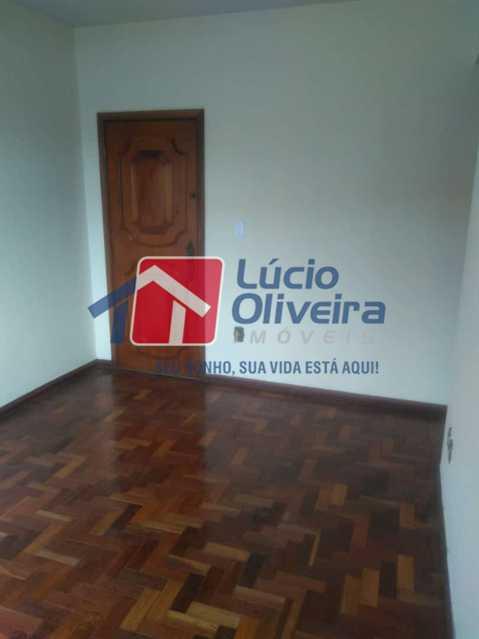 1 sala. - Apartamento Rocha Miranda, Rio de Janeiro, RJ À Venda, 2 Quartos, 85m² - VPAP21225 - 1