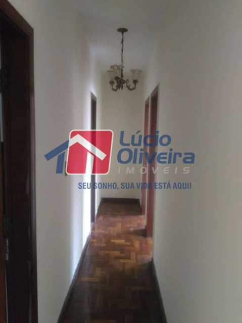6 circulação. - Apartamento Rocha Miranda, Rio de Janeiro, RJ À Venda, 2 Quartos, 85m² - VPAP21225 - 7