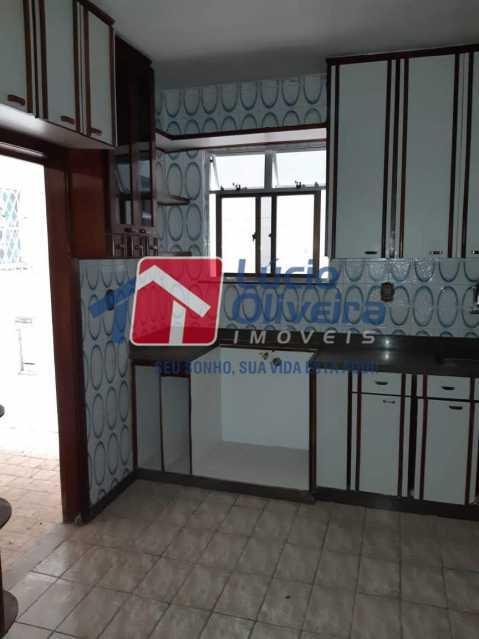 7 cozinha. - Apartamento Rocha Miranda, Rio de Janeiro, RJ À Venda, 2 Quartos, 85m² - VPAP21225 - 8