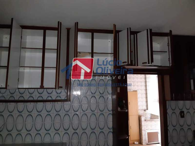 8 cozinha. - Apartamento Rocha Miranda, Rio de Janeiro, RJ À Venda, 2 Quartos, 85m² - VPAP21225 - 9