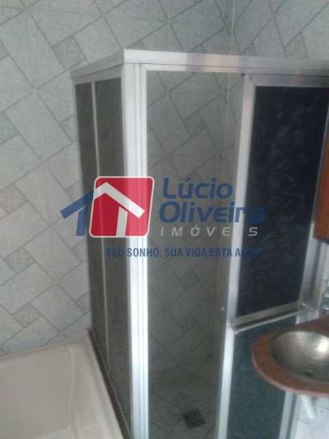 10 banheiro. - Apartamento Rocha Miranda, Rio de Janeiro, RJ À Venda, 2 Quartos, 85m² - VPAP21225 - 11