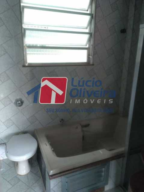 11 banheiro. - Apartamento Rocha Miranda, Rio de Janeiro, RJ À Venda, 2 Quartos, 85m² - VPAP21225 - 12
