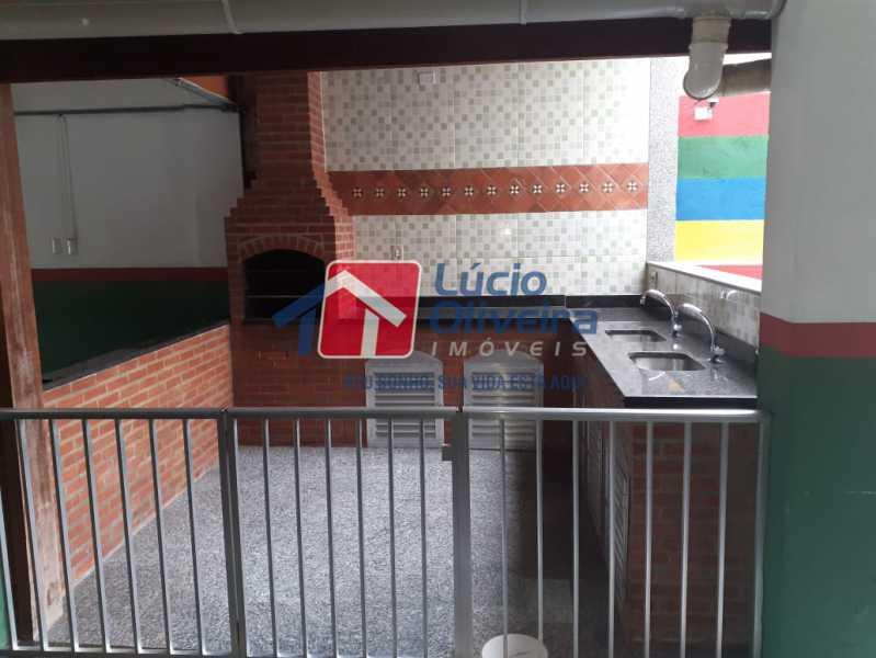 16 area gourmet. - Apartamento Rocha Miranda, Rio de Janeiro, RJ À Venda, 2 Quartos, 85m² - VPAP21225 - 17