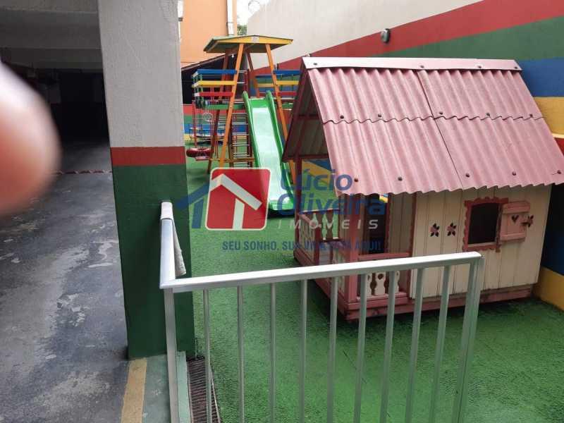 19  parquinho. - Apartamento Rocha Miranda, Rio de Janeiro, RJ À Venda, 2 Quartos, 85m² - VPAP21225 - 20