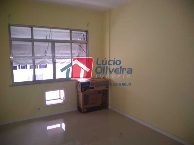 3- Quarto - Apartamento Rua Doutor Miguel Vieira Ferreira,Ramos, Rio de Janeiro, RJ À Venda, 2 Quartos, 76m² - VPAP21228 - 4
