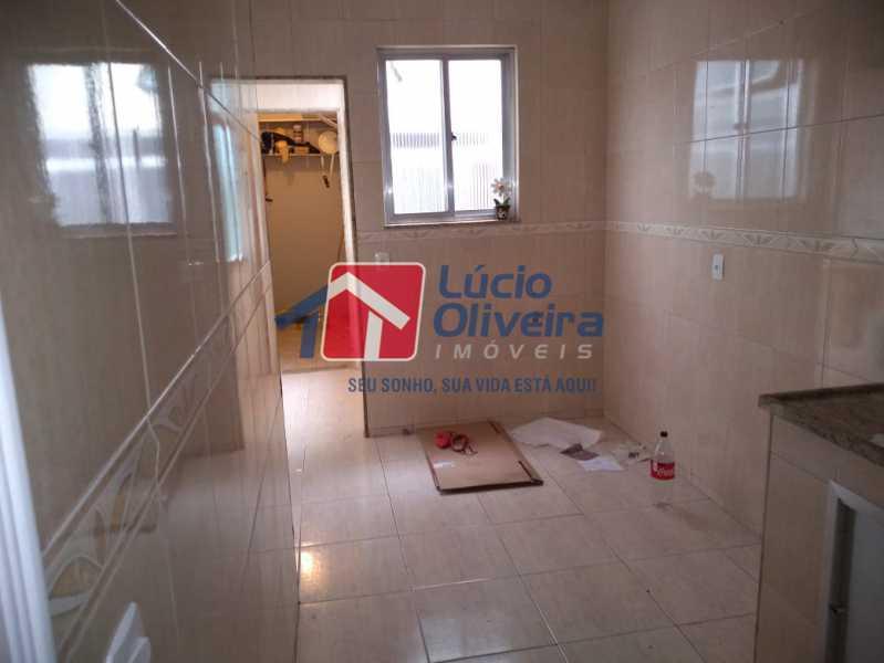 12- Cozinha - Apartamento Rua Doutor Miguel Vieira Ferreira,Ramos, Rio de Janeiro, RJ À Venda, 2 Quartos, 76m² - VPAP21228 - 12