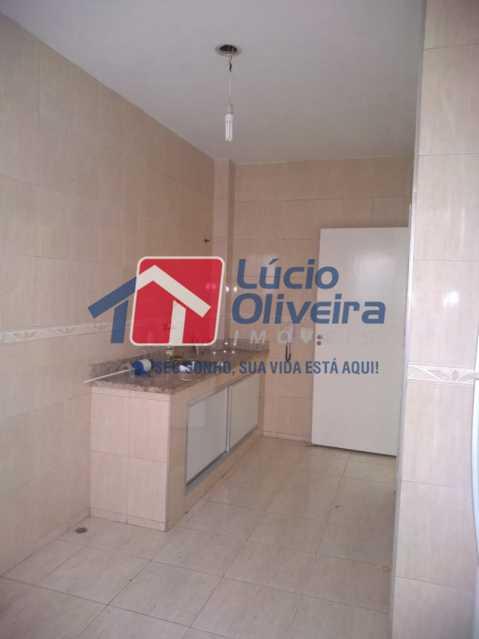 13- Cozinha - Apartamento Rua Doutor Miguel Vieira Ferreira,Ramos, Rio de Janeiro, RJ À Venda, 2 Quartos, 76m² - VPAP21228 - 13