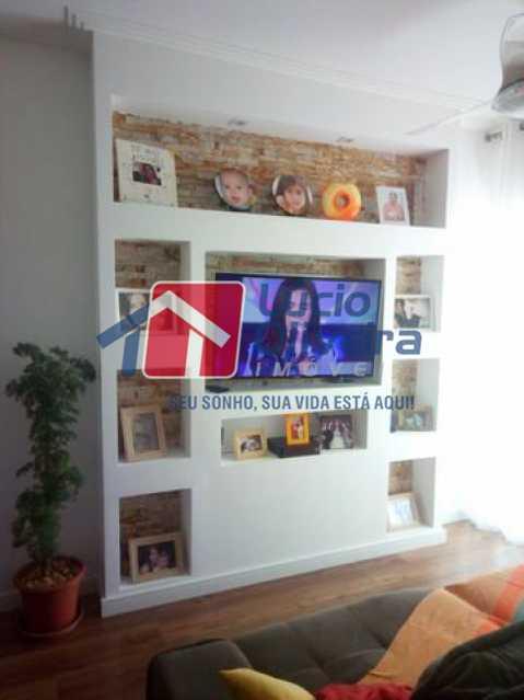 4 SALA - Apartamento Rua Bernardo Taveira,Vicente de Carvalho, Rio de Janeiro, RJ À Venda, 3 Quartos, 72m² - VPAP30293 - 3