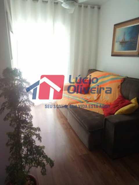 5 SALA - Apartamento Rua Bernardo Taveira,Vicente de Carvalho, Rio de Janeiro, RJ À Venda, 3 Quartos, 72m² - VPAP30293 - 4