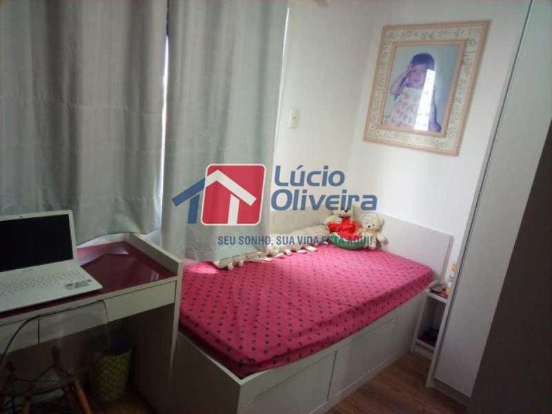 10 QUARTO - Apartamento Rua Bernardo Taveira,Vicente de Carvalho, Rio de Janeiro, RJ À Venda, 3 Quartos, 72m² - VPAP30293 - 9