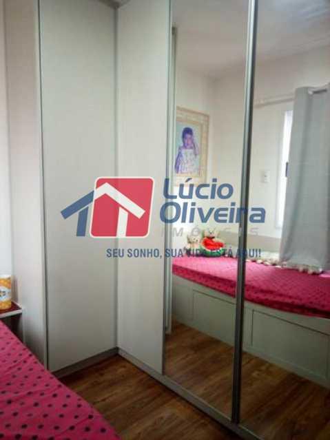 11 QUARTO - Apartamento Rua Bernardo Taveira,Vicente de Carvalho, Rio de Janeiro, RJ À Venda, 3 Quartos, 72m² - VPAP30293 - 10
