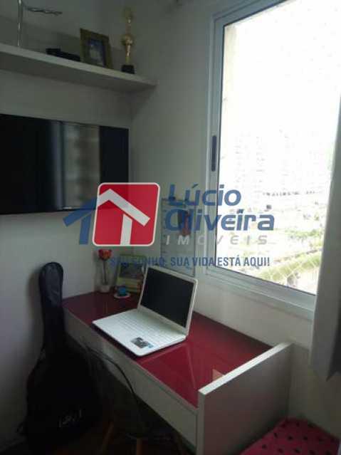 12 QUARTO - Apartamento Rua Bernardo Taveira,Vicente de Carvalho, Rio de Janeiro, RJ À Venda, 3 Quartos, 72m² - VPAP30293 - 11