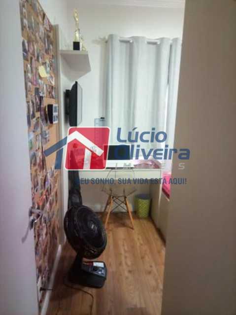 14 QUARTO - Apartamento Rua Bernardo Taveira,Vicente de Carvalho, Rio de Janeiro, RJ À Venda, 3 Quartos, 72m² - VPAP30293 - 13