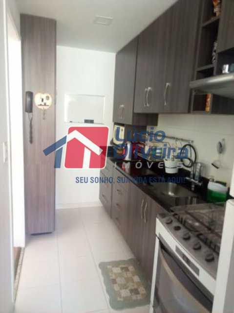 15 QUARTO - Apartamento Rua Bernardo Taveira,Vicente de Carvalho, Rio de Janeiro, RJ À Venda, 3 Quartos, 72m² - VPAP30293 - 14