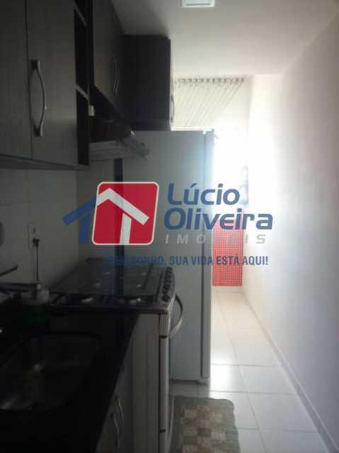 16 QUARTO - Apartamento Rua Bernardo Taveira,Vicente de Carvalho, Rio de Janeiro, RJ À Venda, 3 Quartos, 72m² - VPAP30293 - 15