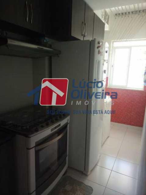 17 QUARTO - Apartamento Rua Bernardo Taveira,Vicente de Carvalho, Rio de Janeiro, RJ À Venda, 3 Quartos, 72m² - VPAP30293 - 16