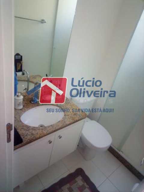 18 QUARTO - Apartamento Rua Bernardo Taveira,Vicente de Carvalho, Rio de Janeiro, RJ À Venda, 3 Quartos, 72m² - VPAP30293 - 17