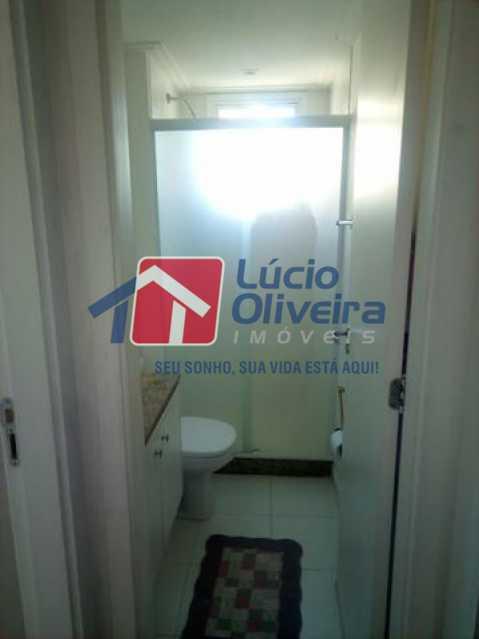 19 QUARTO - Apartamento Rua Bernardo Taveira,Vicente de Carvalho, Rio de Janeiro, RJ À Venda, 3 Quartos, 72m² - VPAP30293 - 18