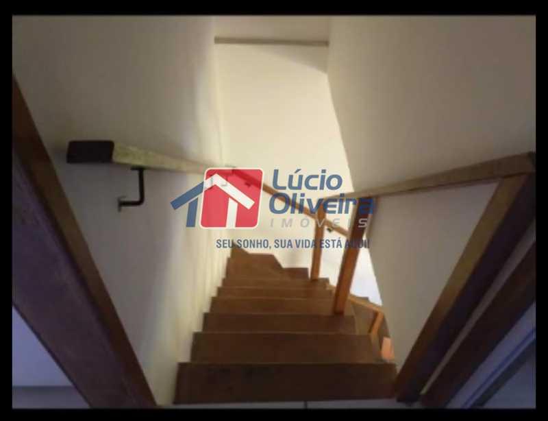 3- Sala - Casa à venda Rua Glaziou,Pilares, Rio de Janeiro - R$ 280.000 - VPCA20242 - 4