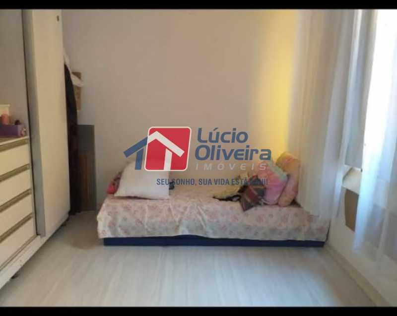 6- Quarto 2 - Casa à venda Rua Glaziou,Pilares, Rio de Janeiro - R$ 280.000 - VPCA20242 - 7