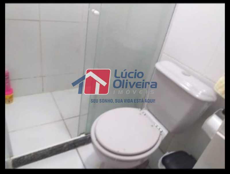 9- Banheiro - Casa à venda Rua Glaziou,Pilares, Rio de Janeiro - R$ 280.000 - VPCA20242 - 10
