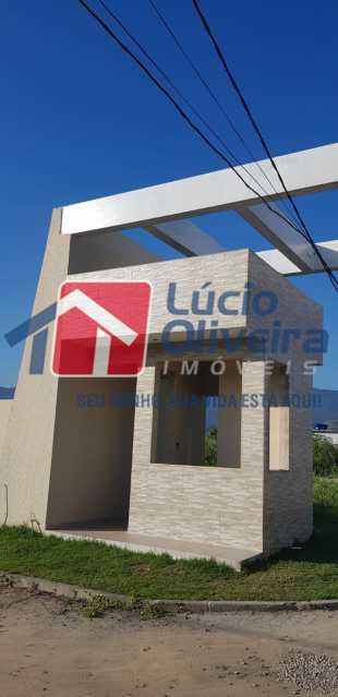 2 - Terreno 100m² à venda Avenida Canal de Piabas,Vargem Grande, Rio de Janeiro - R$ 105.000 - VPBF00014 - 3