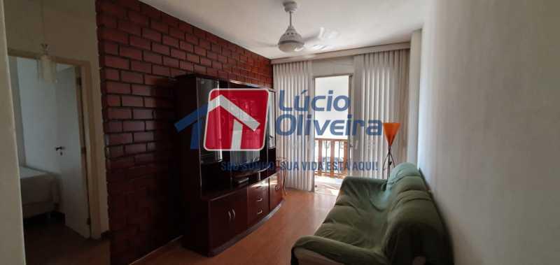 01 - Sala - Apartamento À Venda - Penha - Rio de Janeiro - RJ - VPAP21230 - 1
