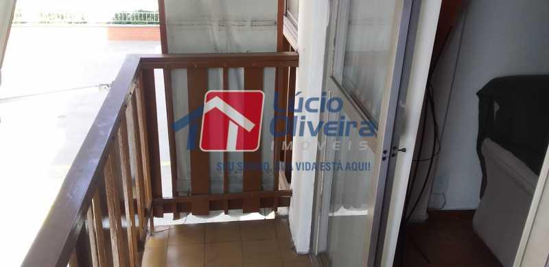 03 - Varanda - Apartamento À Venda - Penha - Rio de Janeiro - RJ - VPAP21230 - 5
