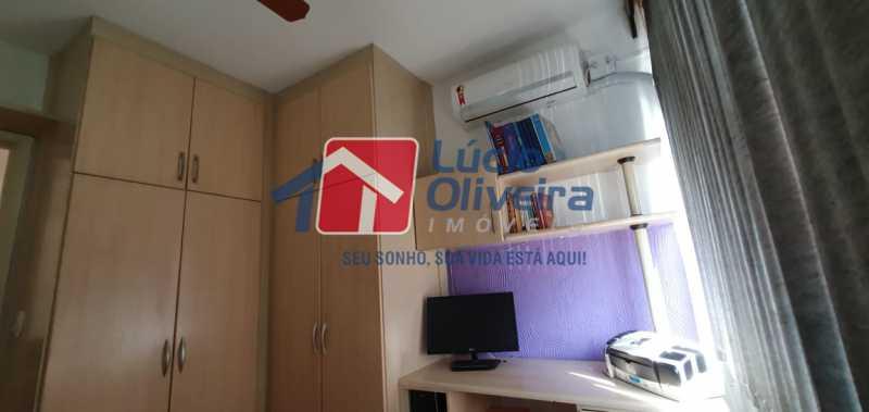 06 - Quarto - Apartamento À Venda - Penha - Rio de Janeiro - RJ - VPAP21230 - 6