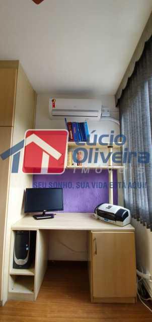 07 - Quarto - Apartamento À Venda - Penha - Rio de Janeiro - RJ - VPAP21230 - 8