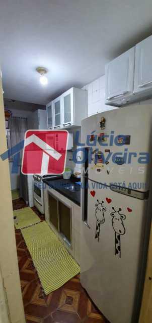 08 - Cozinha - Apartamento À Venda - Penha - Rio de Janeiro - RJ - VPAP21230 - 9