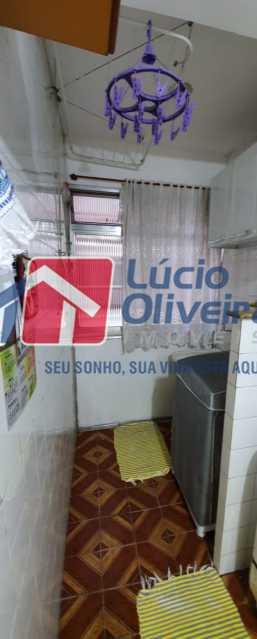 09 - Área - Apartamento À Venda - Penha - Rio de Janeiro - RJ - VPAP21230 - 10