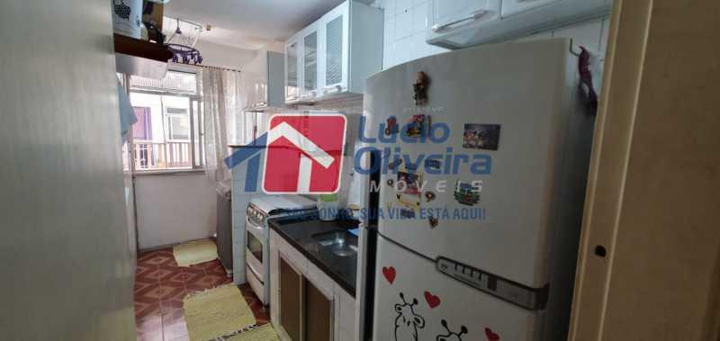 10- Cozinha - Apartamento À Venda - Penha - Rio de Janeiro - RJ - VPAP21230 - 11