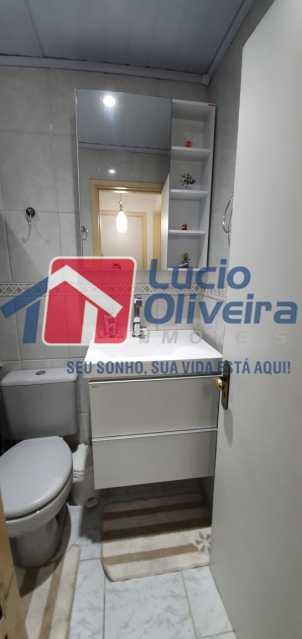 12 - Banheiro - Apartamento À Venda - Penha - Rio de Janeiro - RJ - VPAP21230 - 13