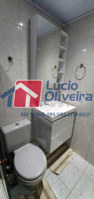 13 - Banheiro - Apartamento À Venda - Penha - Rio de Janeiro - RJ - VPAP21230 - 14