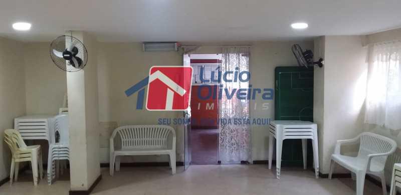 18 - Salão de Festas - Apartamento À Venda - Penha - Rio de Janeiro - RJ - VPAP21230 - 19