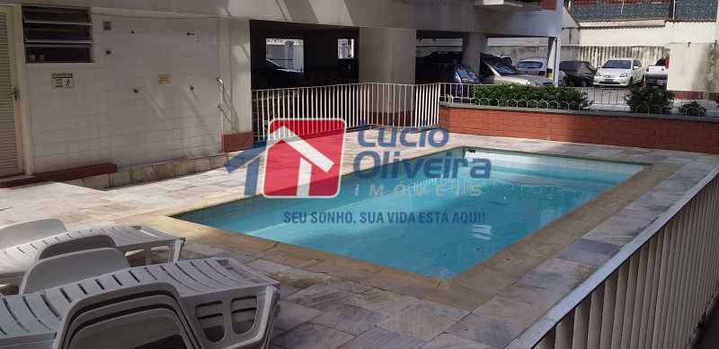20- Piscina - Apartamento À Venda - Penha - Rio de Janeiro - RJ - VPAP21230 - 21