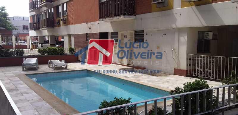 21 - Piscina - Apartamento À Venda - Penha - Rio de Janeiro - RJ - VPAP21230 - 22